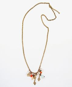 Clustered Charm Necklace $22.50 - Noonday Collection