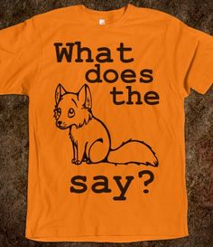 What does the fox say? Ylvis