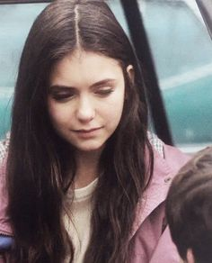 Nina Dobrev as Candace from The Perks of Being a Wallflower
