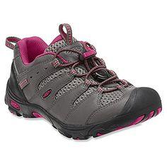KEEN Koven Low WP Youth Hiking Shoe (Toddler/Little Kid/Big Kid),Magnet/Cerise Pink,8 M US Toddler Keen http://www.amazon.com/dp/B00HJSTEGW/ref=cm_sw_r_pi_dp_rhbUwb09NBB89