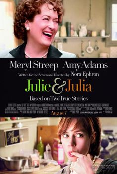 "Great film, loved the part where Julia's husband comes in the kitchen while she is ""feverishly""chopping onions"
