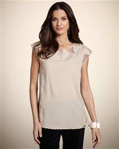 Solid Color Tops for Women - Women's Tops - Chico's