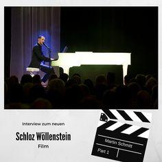 """""""Es lief wunderbar."""" Martin Schmitt über den Filmdreh bei Schloz Wöllenstein."""