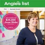 FREE 1 Year Angie's List Membership