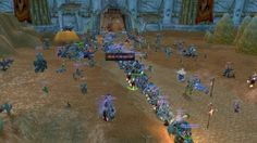Nostalrius World of Warcraft Players Staged a Protest Pilgrimage Run for Server Closing and It's a Beautiful Sight to Behold