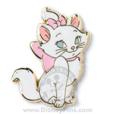 Aristocats - Marie   Disney Pin http://mousetalestravel.com/aimee-best-quote-form/