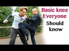 Basic knee everyone should know - wing chun