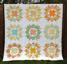 Swoon Quilt | by Fiona @ Poppy Makes