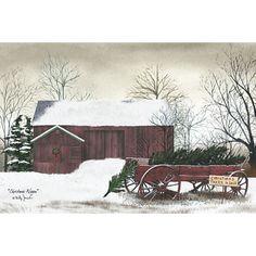 Billy Jacobs Christmas Wagon