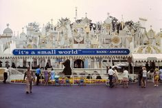 Disneyland California- Summer of 1967