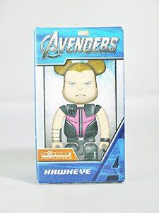 Medicom Toy Bearbrick Be@rbrick unbreakable 100% MARVEL Comic AVENGERS - HAWKEYE 1pc