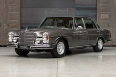 Mercedes 300 SEL 6.3 1970                                                                                                                                                                                 Mehr