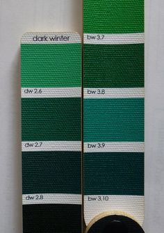 Pallete comparision - TCA (12 tone) BW and TCA (12 tone) DW in Seasonal Palettes Forum