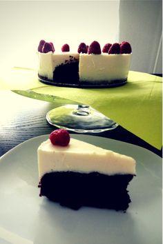 Schoko-Panna-Cotta-Torte