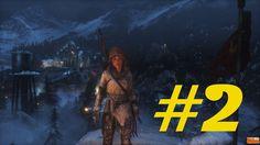 Rise of the Tomb Raider #2 Убежище в глуши - Прохождение игры XBOX GamePlay