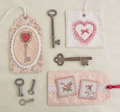 Valentine Tag-A-Long on Pretty by Hand at http://prettybyhand.com/blog/2013/2/7/love-is-in-the-air.html
