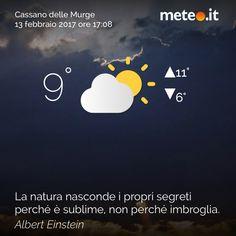 La previsione di Meteo.it. Scarica l'app