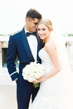 Such a beautiful couple!