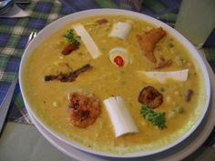 Fanesca is a soup traditionally prepared and eaten by households and communities…