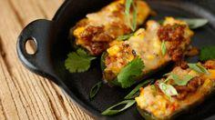 Guy Fieri's Pimento Cheese-Stuffed Jalapeños   Recipe | Rachael Ray Show | Weekdays at 11am on WKTV | Thursday 5/15/2014