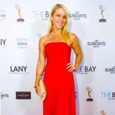 """Alicia Leigh Willis on Instagram: """"Happy 10 year anniversary to The Bay!!! Been such an amazing journey❤️❤️❤️ @thebaytheseries ・・ • 📸 Tomorrow is THE BAY's 10 year…"""" Alicia Leigh Willis, Happy 10 Year Anniversary, Soap Opera Stars, Strapless Dress Formal, Formal Dresses, S 10, Lany, 10 Years, Journey"""