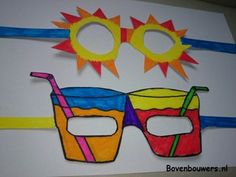 Lekker in de zon met je eigen bril - Bovenbouwers.nl