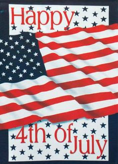 Happy 4th of July every one! I hope you guys have a wonderful day! Remember those men and women who fought four us.                   ---fanpage:   )