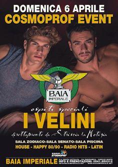 I Velini alla Baia Imperiale http://www.nottiromagnole.it/?p=12887