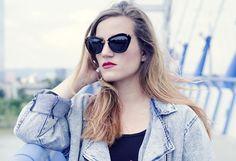 26 melhores imagens de Óculos de sol   Fashion beauty, Miu miu e ... 8c9822b210