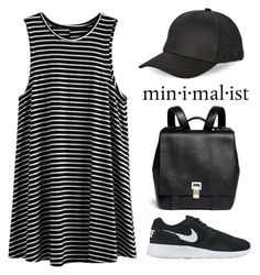 Summer Outfit #35 by kita0996 on Polyvore featuring NIKE, Proenza Schouler and BCBGeneration
