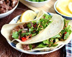 Korean Kalbi Taco | Easy Asian Recipes at RasaMalaysia.com