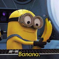 Stressabbau durch Bananen