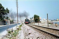 EL FERROCARRIL DE ALICANTE A MURCIA. Historias del tren: EL FERROCARRIL DE ALICANTE A MURCIA