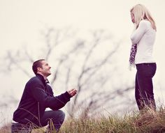 Dear future husband, please plan a secret photographer for the proposal. I want a genuine photo of the moment.