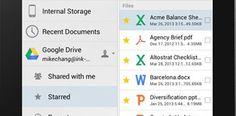 Google ha presentado su actualización de QuickOffice para iOS y Android #RedesSociales