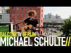MICHAEL SCHULTE bei BalconyTVBerlin  https://www.balconytv.com/berlin https://www.facebook.com/BalconyTVBerlin