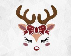 reindeer shirt svg * reindeer shirt + reindeer shirt vinyl + reindeer shirts for kids + reindeer shirt ideas + reindeer shirt diy + reindeer shirts women's + reindeer shirts for kids diy + reindeer shirt svg Christmas Vinyl, Christmas Mugs, Winter Christmas, Christmas Ornaments, Xmas, Vinyl Crafts, Vinyl Projects, Paper Crafts, Reindeer Face