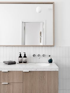 Bathroom Cabinets Gold Coast down Bathroom Decor Frames other Bathroom Faucets Hansgrohe onto Bathroom Mirrors Home Depot Bathroom Renos, Bathroom Faucets, Small Bathroom, Master Bathroom, Bathroom Mirrors, Bathroom Ideas, Bathroom Bin, White Bathroom, Seashell Bathroom