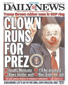 A nuanced, understated Daily News cover