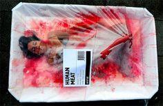 PACKAGING | UQAM: Journée sans viande | Animal Equality