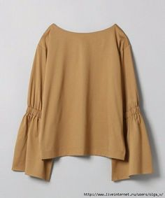 Great Blouse in Bad Color ! Love Fashion, Autumn Fashion, Womens Fashion, Fashion Design, Hijab Stile, Hijab Fashion, Fashion Outfits, Shabby Look, Dress Making Patterns