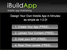 iBuildApp has developed an online platform for building native mobile application!!!!! | Mateo's Tech Travels
