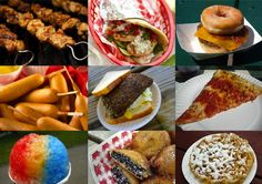 The Delaware State Fair has delicious food finds! What is your favorite fair food? Dates: July 18 - 27, 2013