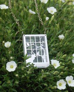 Ooh, I've Got Something to Show You!: Birdie TV Necklace