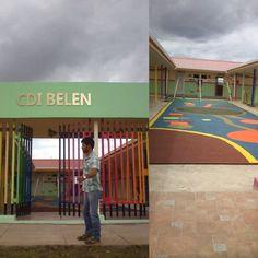 CDI ciudad Belen municipio de Managua