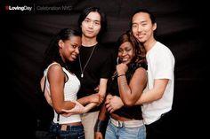 Asian & Black Couples