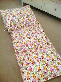 Pillow Nap Mat