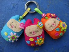 kitty key ring... or tiny toy :-)