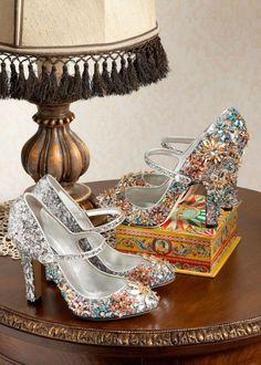 miss-mandy-m:  Dolce & Gabbana Winter 2016
