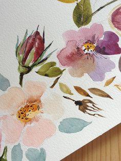 Watercolor More #watercolorarts